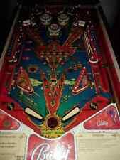 The Six Million Dollar Man BIONIC Pinball Machine 1978. Retro Arcade Treasure