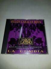 BILLOS CARACAS BOYS SABOR LATINO  ESTADO BUENO MIRE MAS ARTICULOS