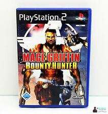 ★ Playstation PS2 Spiel - MACE GRIFFIN BOUNTY HUNTER - Komplett in Hülle OVP # ★