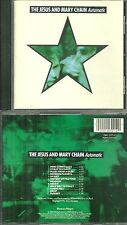CD - THE JESUS AND MARY CHAIN : AUTOMATIC