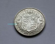 1927 Half crown King George V Silver  50% Silver Content British UK