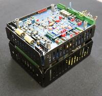 HELDT & ROSSI DC-Servoverstärker/Amplifier + Transformator SM 807DC 250-30