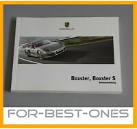 NEU Porsche Boxster 981 Betriebsanleitung Bedienungsanleitung Handbuch Bedienung