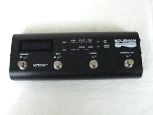 Used Source Audio SA165 Soleman MIDI Controller Pedal