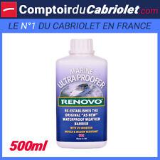 Imperméabilisant pour toile canvas Renovo Marine - bidon de 500 ml