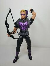 "Marvel Legends 6"" Hawkeye Rocket Raccoon BAF Hasbro Clint Barton Avengers Rare"