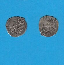 Beauvais Henri Ier de France (1149-1162) Très rare obole d'argent