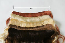 100% Human Hair. Clip-in hair piece.Handmade. Increase volume, style and length!