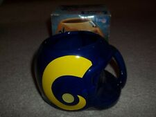 Vintage Rare 1986 Los Angeles Rams Souvenir Ceramic Helmet Mug Sports Concepts