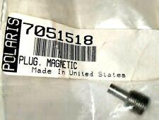 Polaris Pure Oem Nos Snowmobile Magnetic Drain Plug 7052045 7051518