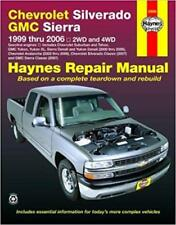 Haynes CHEVROLET AVALANCHE (02-06) 1500 2500 LT Owners Workshop Manual Handbook