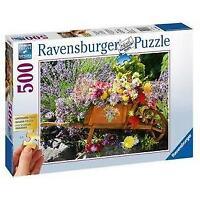 Ravensburger Summer Bouquet Puzzle 500 Piece Jigsaw Puzzle