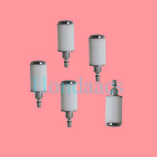 5 Pcs Poulan Weedeater Chainsaw Craftsman Trimmer Blower Fuel Filter #5300233646