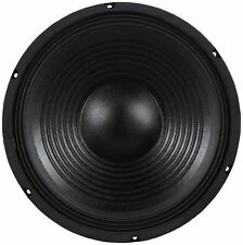 "Technical Pro WF12.1 12"" 800W 8-Ohm DJ/Pro Audio Replacement Raw Subwoofer/Sub"