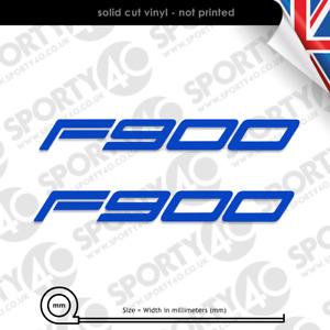 BMW Motorrad F900 Sticker Vinyl Decal F 900 X XR 8415-0621