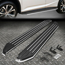 """FOR 16-19 LEXUS RX350 RX450H 5.5""""WIDE ALUMINUM NERF BAR SIDE STEP RUNNING BOARDS"""