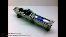 "DE-STA-CO 82M-7D6GC87-0199A PNEUMATIC POWER CLAMP WITH 5-1/4"" ARM"