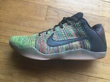 Grinch Toe Nike Kobe 11 Multicolor id Size 11 Manufacturer Anomaly 1 Of 1 Rare.