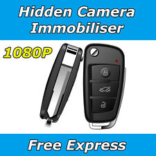 Mini Video Camera Action Sport 1080P Car Key Security Camera Hidden Spy Camera