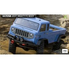 Axial AX31268 Axial Jeep Mighty FC Body .04 inch Clear