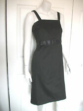 WMNS 4 SIMPLE BLACK SPAGHETTI STRAP DRESS by KENAR