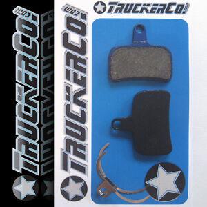 1pr TruckerCo S High Performance Disc Brake Pads Hope Mono Mini / Pro  Organic