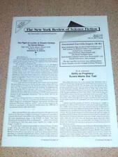 NY REVIEW OF SCI-FI - E A JOHNSON - March 1999 # 127