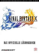 Final Fantasy X - Offizielles Lösungsbuch (2002, Gebunden)