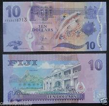 Fiji Banknote 10 Dollars 2012 / 2013 UNC