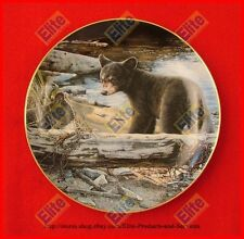 """Be My Baby Collectors Plate """"Beach Bums"""" - MIB"""