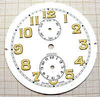 Cadran réveil pendule uhr ZENITH Clock montre часы 69 mm Zifferblatt dial N7