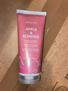 Mary Kay APPLE & Almond Scented Shower Gel 6.7oz / 200mL New