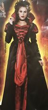 New Arisen Lust For Blood Vampire Woman Costume One Size Fits Most