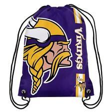 Foco Nfl Fanshop Big Logo Drawstring Backpack One Size, Team Color