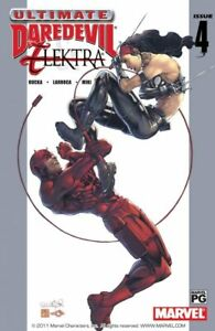 °Ultimate Elektra / Daredevil  #4  von 4° US Marvel 2003 Marvel Greg Rucka