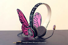 Vocaloid Miku Magnet HEADPHONE Compatible with Mp3 Purple
