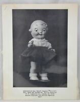 """Shirley Augustine Doll Clothing Pattern Dolly (Campbell Girl) 9"""" SA-8"""