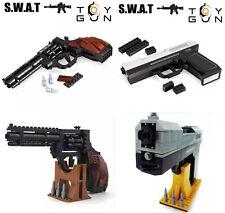 Toy Gun NEW UK Seller Fits Major Brand Blocks Bricks Sets