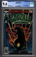 Godzilla 24 CGC Graded 9.6 NM+ Marvel Comics 1978