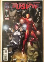 Marvel Comics Fusion #1 2009 Top Cow Comic Book XF