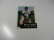 """Willie Mays 1991 Topps Archives 1953 """"The Cards That Never Were"""" card #244"""