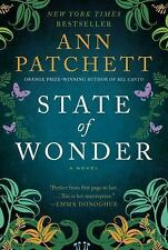 State of Wonder: A Novel - Good - Patchett, Ann - Paperback