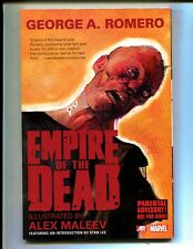 GEORGE A. ROMERO EMPIRE OF THE DEAD ACT ONE! TPB (8.0) 1st PRINT
