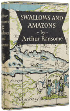 Arthur RANSOME / Swallows and Amazons
