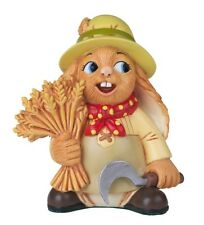 Pendelfin Rabbit Collectors Figurine - Giles The Farmer