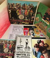 1st~ MONO Beatles Sgt Peppers Lonely Hearts Club Band ~TRUE FIRST PRESSING!