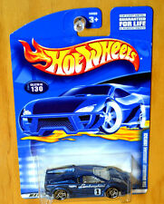 Hot Wheels Lamborghini Countach [Blue PR5] - New/Sealed/VHTF