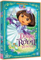 Dora the Explorer: Dora's Royal Rescue DVD (2012) Kathleen Herles cert U