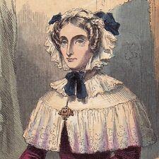 Marie Amélie de Bourbon Sicile Louis-Philippe Restauration Reine de France 1845