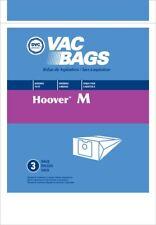 Hoovr Vacuum Bags Type M by DVC 6 Pack